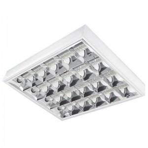 OPRAWA RASTROWA NATYNKOWA LED dla 4X T8 LED G13