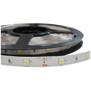 Taśma 150 LED 5050 SMD IP65 BIAŁA CIEPŁA